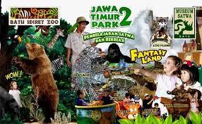 Harga Tiket Jatimpark 1 Dan 2 Batu Malang