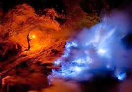 Blue Fire Kawah Ijen Banyuwangi