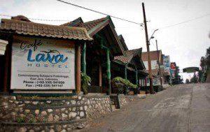 Hotel Cafe Lava Hostel Bromo