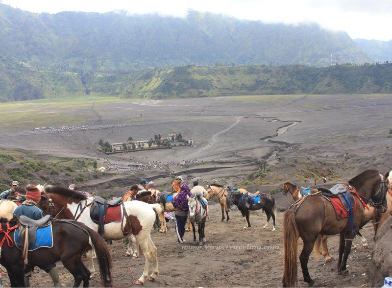 Gambar Foto Gunung Bromo Jawa Timur Paket Wisata Bromo