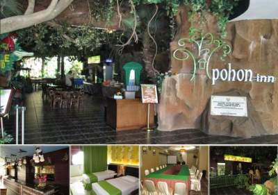 Hotel Pohon Inn Batu Malang