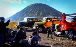 Prewedding Di Gunung Bromo