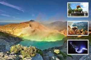 Paket Wisata Ijen Bromo Malang Batu 5 Hari 4 Malam
