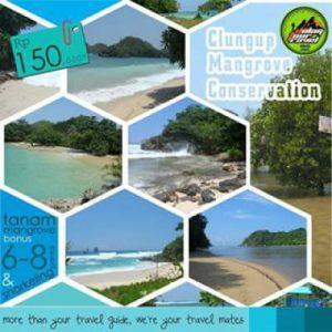 Destinasi Wisata Pantai Di Malang Seperi Bali | Pantai Clungup Mangrove Conservation