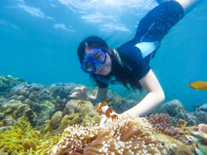 Paket Wisata Snorkeling Gili Ketapang Probolinggo